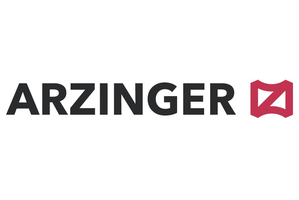 arzinger logo combo 2